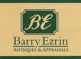 Barry Exrin Antiques & Appraisals